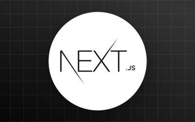 Next-js-as-a-front-end-framework